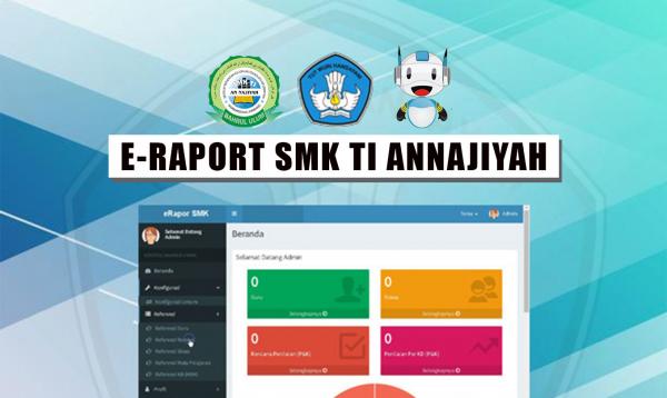 E-RAPORT SMK TI ANNAJIYAH